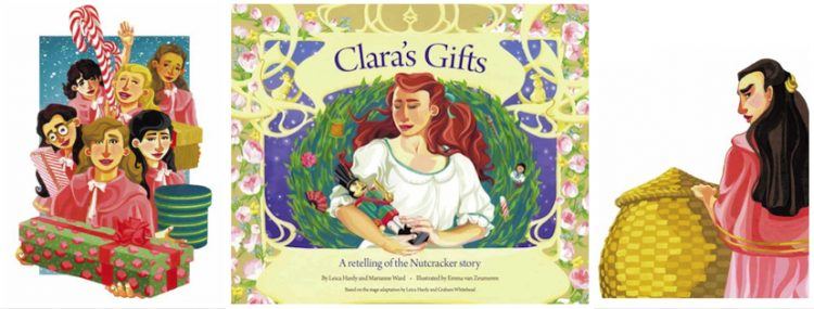 Clara's Gifts Photo Collage