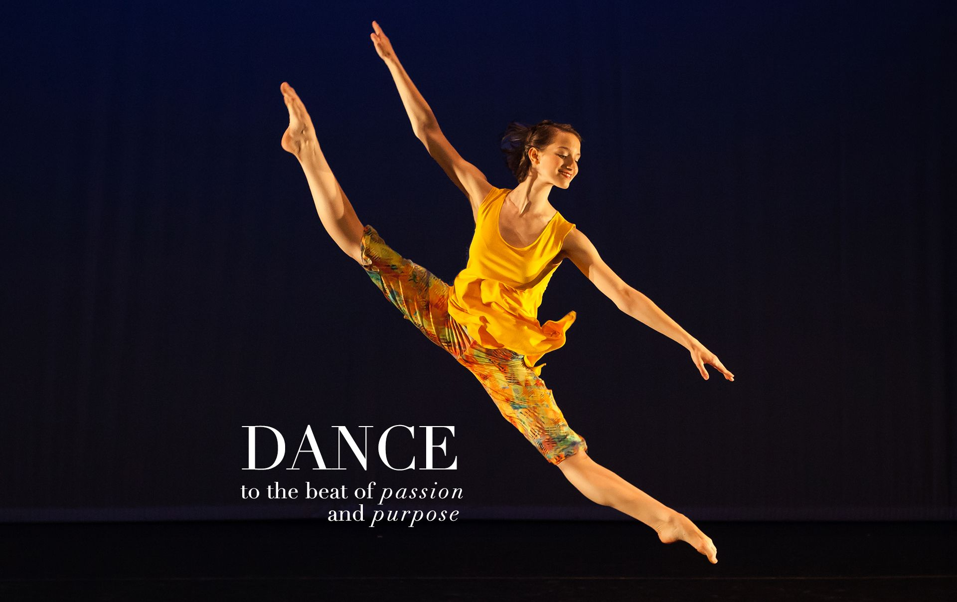 Leica Hardy School of Dance - Dance to the beat of passion and purpose