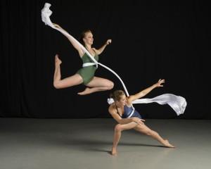 Nicole Pelot (top), Anya Pelot (bottom)